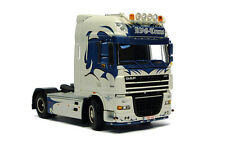 WSI 01-1312 A KVG DAF XF105 Super Space Cab tractor unit