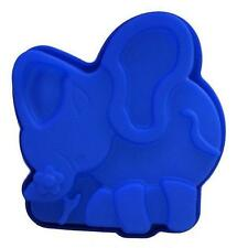 Elephant cupcake, treat, muffin silicone mold A-01 NEW