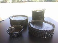 Canada Vintage Libbey Glass Lrs45 5331 Smoke Canada Diamond Scroll Rock Sharpe