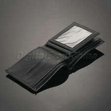 Magic Trick Leather Flame Fire Wallet Magician Stage Perform Street Prop Show