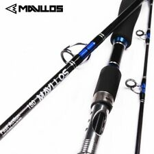 Jigging Fishing Rod 2.1 Japan Guide Lure Weight 3 Sections-Carbon Fiber Spinning