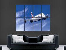 A380 avion ciel géant avion Art HUGE Giant poster print