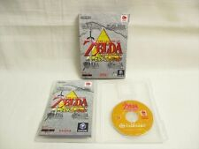 The Legend Of ZELDA COLLECTION Game Cube Nintendo GOOD Condition JAPAN Game gc