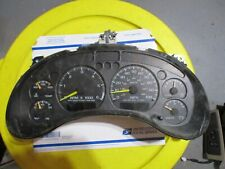 ✅ CHEVY S-10 SPEEDOMETER DISPLAY INSTRUMENT CLUSTER GAUGES PANEL ODOMETER DASH ✅