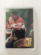 1996 NZ NPC Cards Superstar Of Union Factor J1-Jonah Lomu Includes Plastic Case