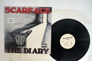 SCARFACE DIARY RAP-A-LOT 7243 8 39946 1 8 US SHRINK VINYL LP