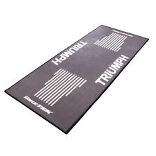 Triumph Speed Triple 1050 Biketek Series 3 Grey White Workshop Garage Pit Mat