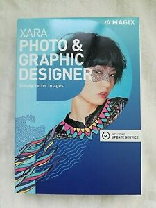 NEW Magix Photo & Graphic Designer, Simply Better Images, Editing, Boxed DVD