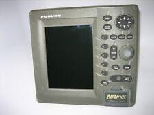 """Furuno GD-1700c 7"""" Navnet Navionics Chartplotter VX1 Display -- Tested/Updated"""