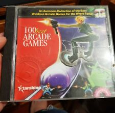 100 Best Arcade Games - PC GAME - FREE POST *