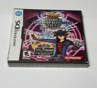 Yu-Gi-Oh 5D's World Championship Tournament 2010: Reverse of Arcadia ds new