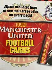 FUTERA 1999 MANCHESTER UNITED (FOOTBALL CARDS) 001-099