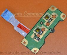 HP Compaq Presario CQ60-220US Laptop Power Button Board with Ribbon Cable