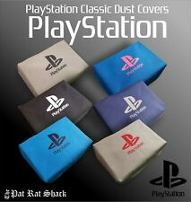 Playstation Classic duck cloth dust covers