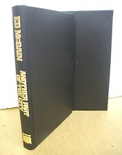 Another Part of the City by Ed McBain 1986 Signed Limited Edition