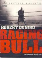 RAGING BULL (SPECIAL EDITION) NEW DVD