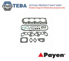 ENGINE TOP GASKET SET PAYEN DT816 I FOR VW PASSAT,GOLF III,VENTO,CORRADO 2L 85KW