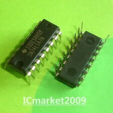 10 PCS SN74LS47N DIP-16 SN74LS47 74LS47 BCD to 7-Segment Decoder