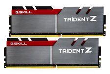 16GB G.Skill DDR4 Trident Z 4133Mhz CL19 (19-19-19-39) 1.35V Dual Channel 2x8GB