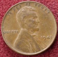 United States 1 Cent 1941 (C1212)