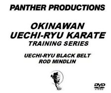 Okinawan Uechi-Ryu Karate 8 Dvd Training Series w/ Rod Mindlin