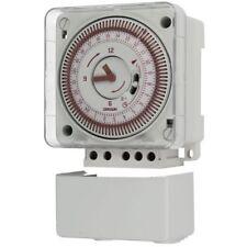 Programmatore orario giornaliero elettromeccanico Orologio ORIEME TACTIC 211.0