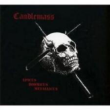 Candlemass - Epicus Doomicus Metallicus: 20th Anniversary (NEW CD)