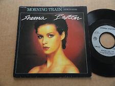"DISQUE 45T DE SHEENA EASTON  "" MORNING TRAIN """