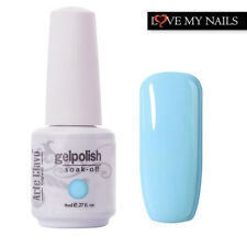 8ml Arte Clavo Nail Art Soak Off UV Gel Nail Polish Manicure Kit AC-S 1595