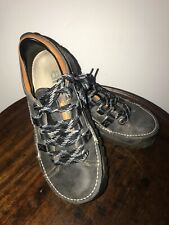 THE ART COMPANY Chunky Leather Shoes Womens Size UK 6, EU 39
