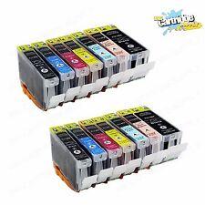 14 Pack PGI5 PGI-5 CLI8  CLI-8 Ink For Canon Pixma  MP950 MP960 MP970 Printers