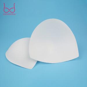 BH Cups Einlagen Schalen Mikrofaser Pads Sport Bustier Push Up Soft Bikini Damen