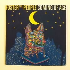 FOSTER THE PEOPLE : COMING OF AGE (Radio Mix) ♦ French CD Single Promo ♦