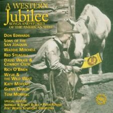 A Western Jubilee Songs And Stories Of The American West [CD]