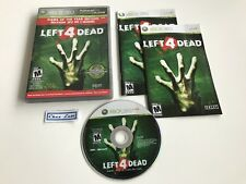 Left 4 Dead - GOTY Game Of The Year Edition - Xbox 360 - NTSC USA - Avec Notice