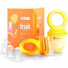 Naturebond Nourriture pour bébé Feeder/fruits Feeder tétine (lot de 2)–Jouet