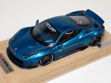 "1/18 Ferrari 458 Liberty Walk LB Performance in Artemis Green ""A"" N BBR or MR"