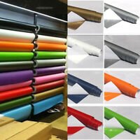 DIY 3D Carbon Fiber Decal Vinyl Film Wrap Roll Adhesive Car Sticker Sheet