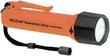 Pelican Super Sabrelite 2000 3C, Orange