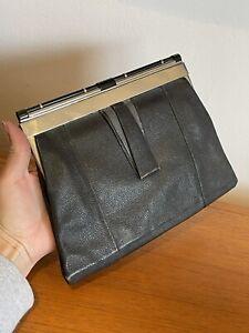 Vintage Art Deco 1920s Lades Clutch Handbag Purse Bag