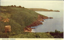 Channel Islands: Guernsey, Saints Bay - Posted 1956