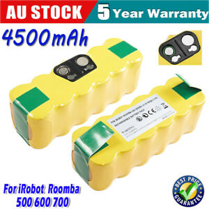 14.4V Battery for iRobot Roomba 500 Extend 4.5AH 510 537 580 610 630 780 880 900