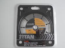 disque diamant TURBO DIAMETRE 125 titan neuf D1100050
