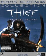 Thief The Dark Project Platinum PC New in Big Box Rare
