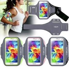 GBOS® Armband For Samsung Galaxy S5 With Adjustable Sports Gym Jogging Exercise