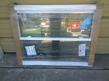 NEW: Nice White VINYL Double-Hung Home WINDOW w/ Double-Strength Glass 48x36