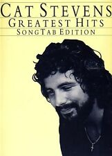 CAT STEVEN'S GREATEST HITS, Music Book. TAB, NEW
