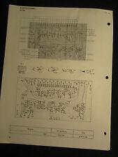 Kawai Electronic Organ E65 Schematic Diagrams Manual FACTORY OEM E 65
