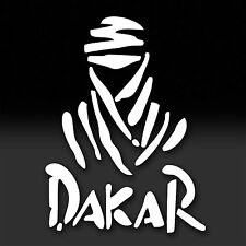 Dakar Paris Rally Race Logo Car Window Decal Vinyl Computer