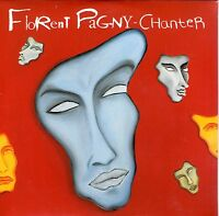 CD CARTONNE CARDSLEEVE FLORENT PAGNY CHANTER (OBISPO) 2T NEUF SCELLE